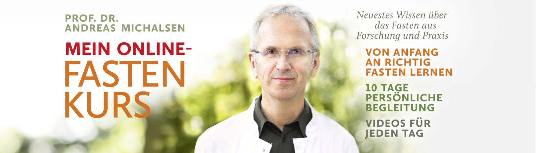 Online-Fastenkurs mit Prof. Michalsen